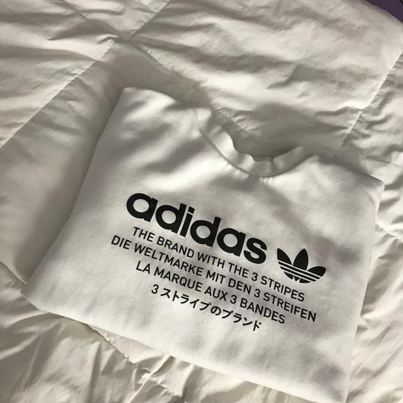 76a0be33fd049 adidas Other - Adidas original NMD crewneck RARE
